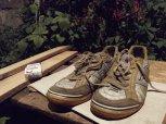 buty - przekrój